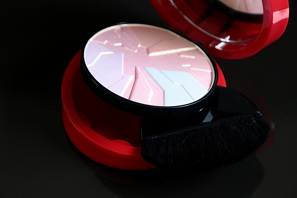 armani blush eccentrico collection noel 2013 avis test swatch