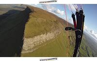 Paragliding Ben Bulben, Írsko