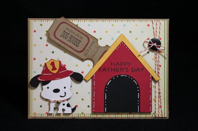 D Paper Dog House For Cricut