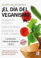 Día Mundial del Veganismo en Segovia