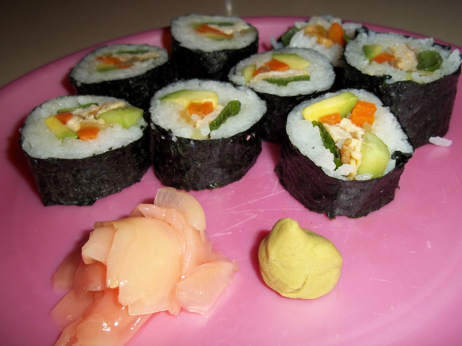 Easy to make sushi recipes