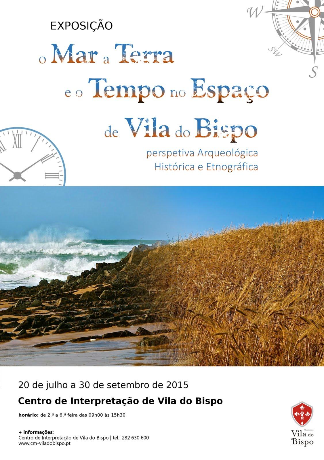 o Mar a Terra e o Tempo no Espaço de Vila do Bispo