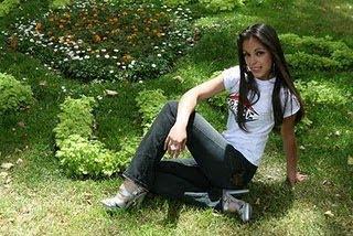 chica santa cruz bolivia:
