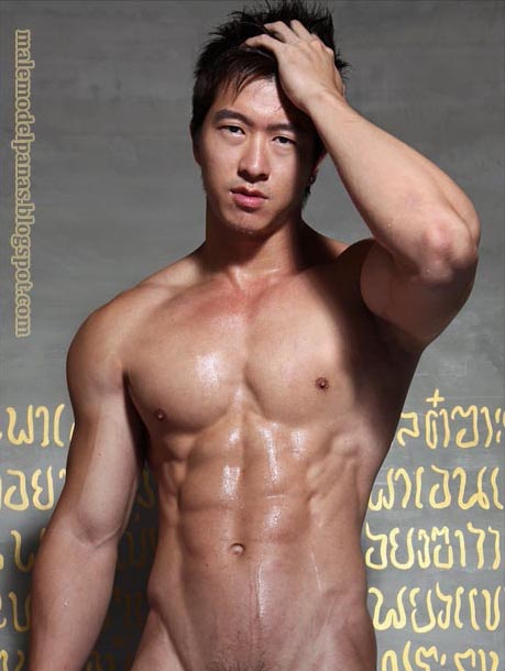 Jason Chee muscle