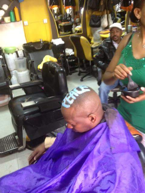 Meet The Lady Behind Mike Sonko's Crazy Haircuts!
