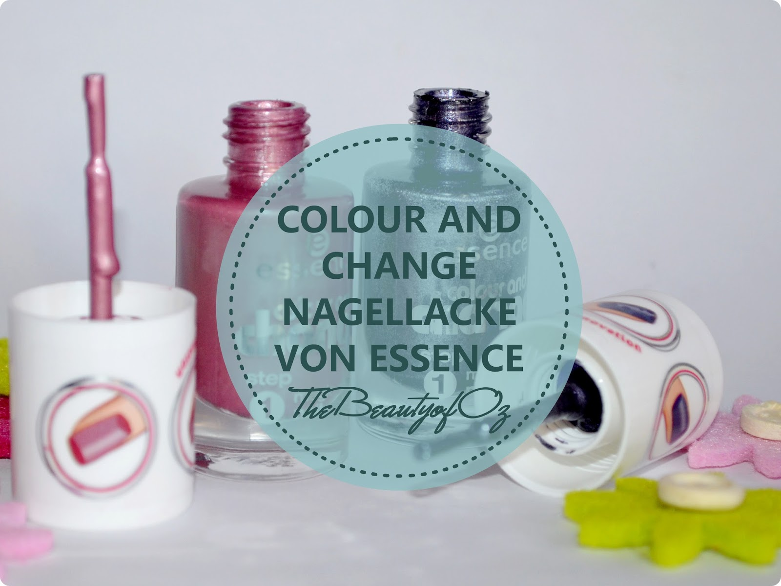 essence Colour & Change Nagellacke