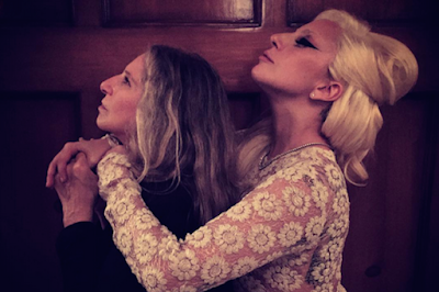 Lady Gaga estuvo con Barbra Streisand éste fin de semana.