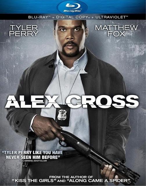 Alex Cross (2012) BluRay 720p 800Mb Mkv