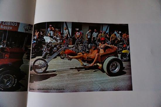 Beau comme une moto - Daytona - 1978 baudouin chopper motorcycle biker harley davidson olivier martel nesle
