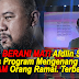 Respon BERANI MATI Afdlin Shauki Selepas Program Mengenang Pak Yus DIKECAM Orang Ramai
