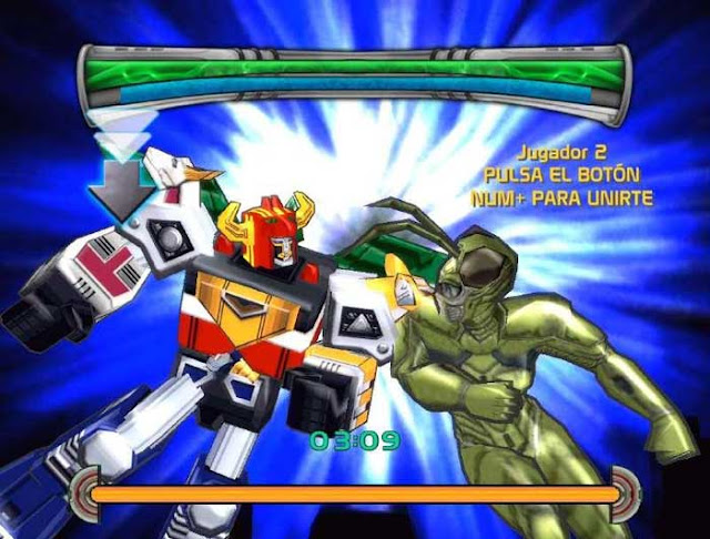 Power Rangers Super Legends Pc Game free Download