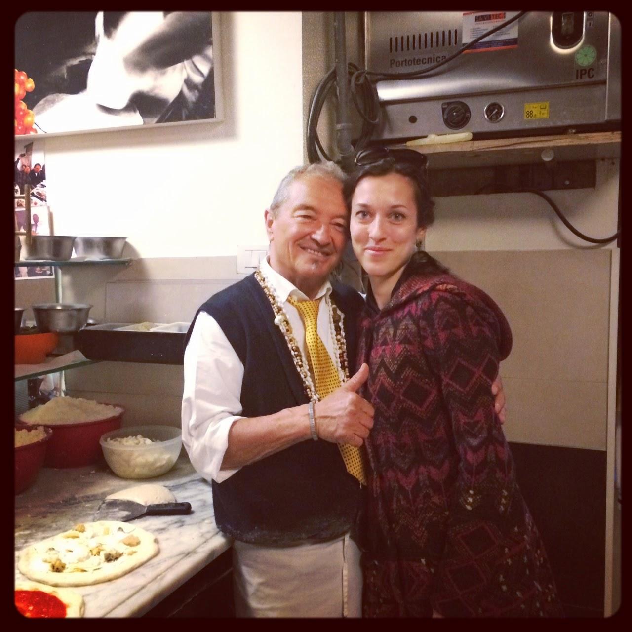 Гастрономическое путешествие в Калабрию – Пицца в Неаполе, Fresco, Альберто Форджионе, Ольга Лаврентьева