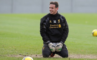 Aberdeen sign Danny Ward from Liverpool