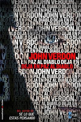 Deja en paz al diablo. John Verdon
