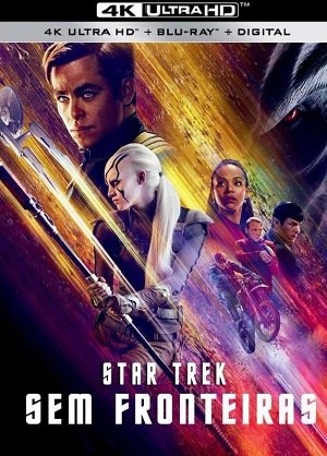 Star Trek - Sem Fronteiras 4K Torrent Dublado Bluray BRRip