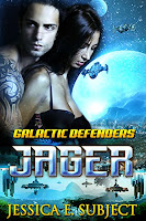 JAGER (Galactic Defenders Book 2)