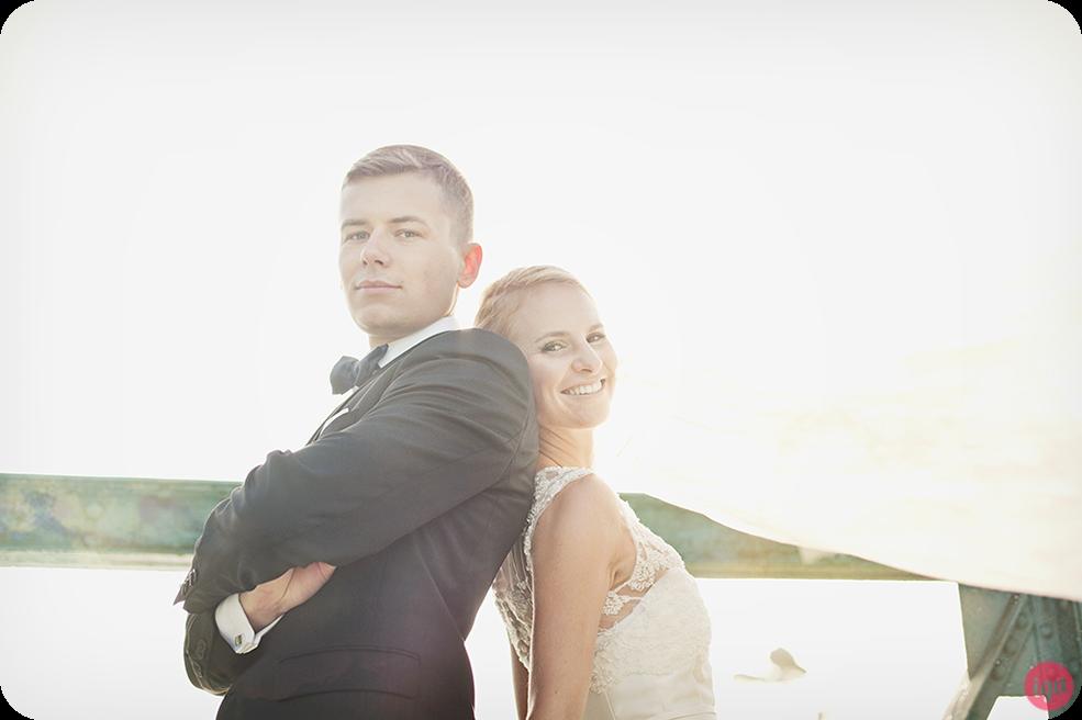 wyspa opatowicka plener ślubny
