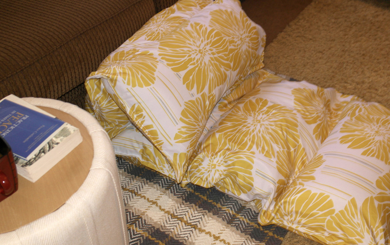 Floor Pillows For Adults : TheCraftStar Community: Introducing The CraftStar Shop: Larlie and Woo