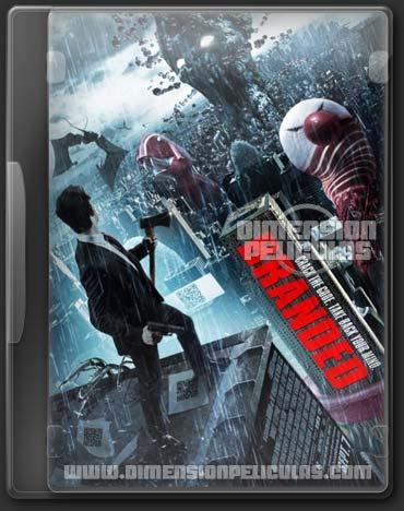 Branded (DVDRip Ingles Subtitulado) (2012)