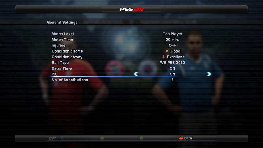 PES 2012 Demo Unlocker v1.0 by cabry
