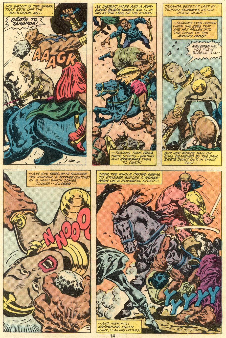 Conan the Barbarian (1970) Issue #106 #118 - English 10