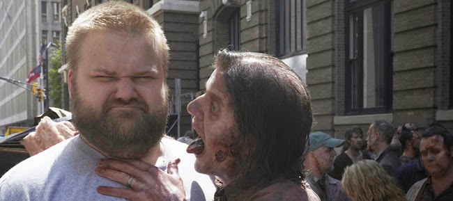 robert kirkman the walking dead zombies funny