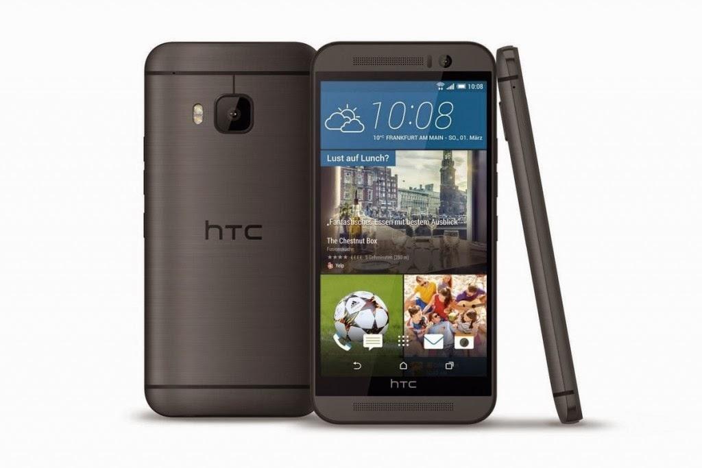 الخبير   طريقك إلى عالم التقنية ، هاتف HTC One M9 باللون الرمادي الغامق والأسود 1