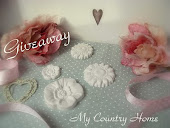 GIVEAWAY DI MY COUNTRY HOME