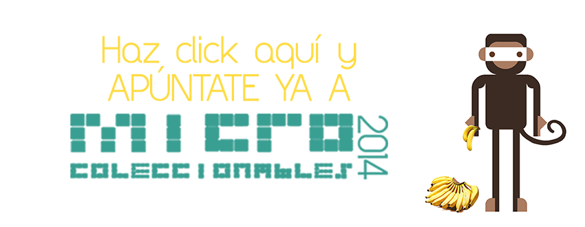 Formulario inscripción MICRO-COLECCIONABLES 2014
