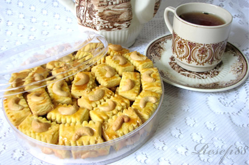 Kue Kering Kacang Mede