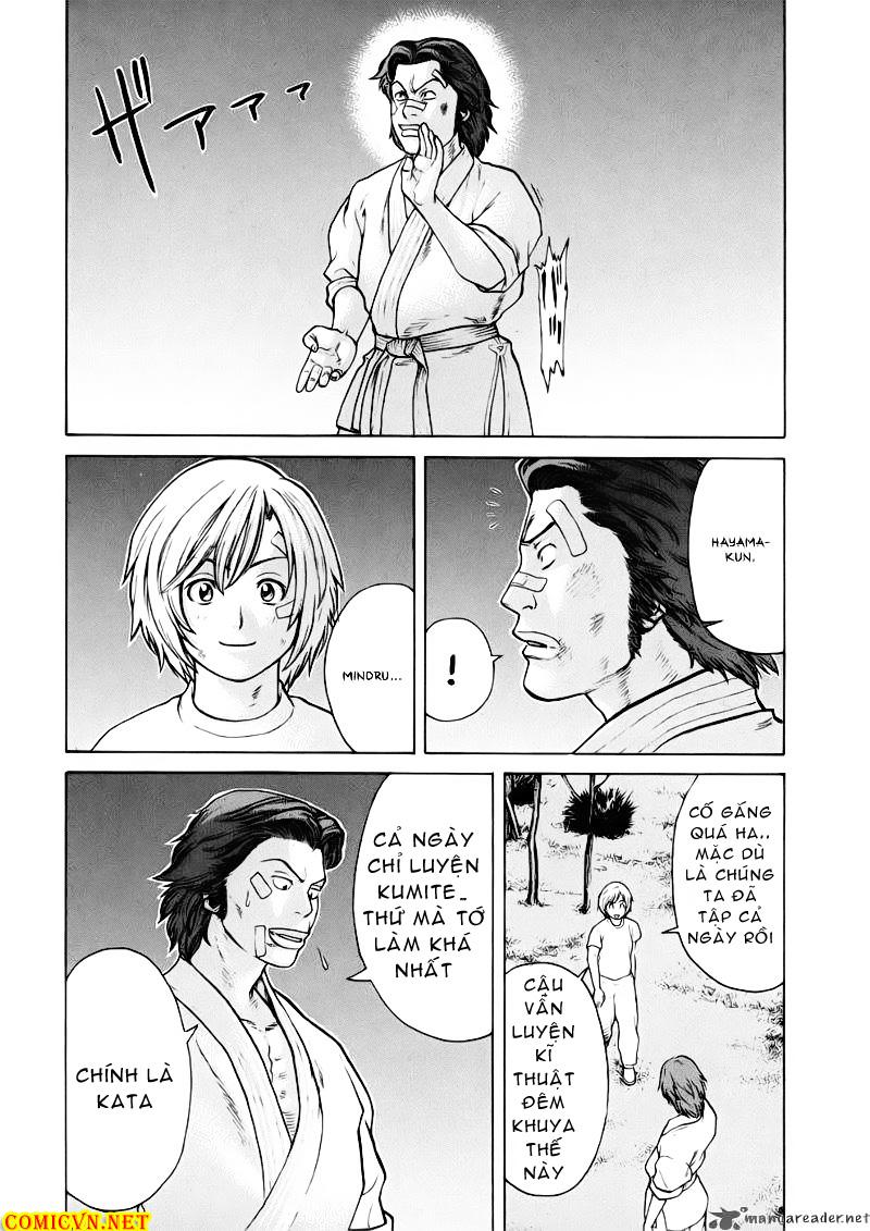 Karate Shoukoushi Kohinata Minoru chap 43 Trang 20