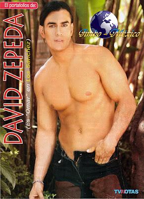 Mexican Hunk Model David Zepeda