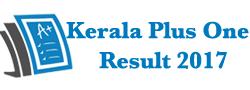 Kerala HSE (+1) Plus One Result 2017