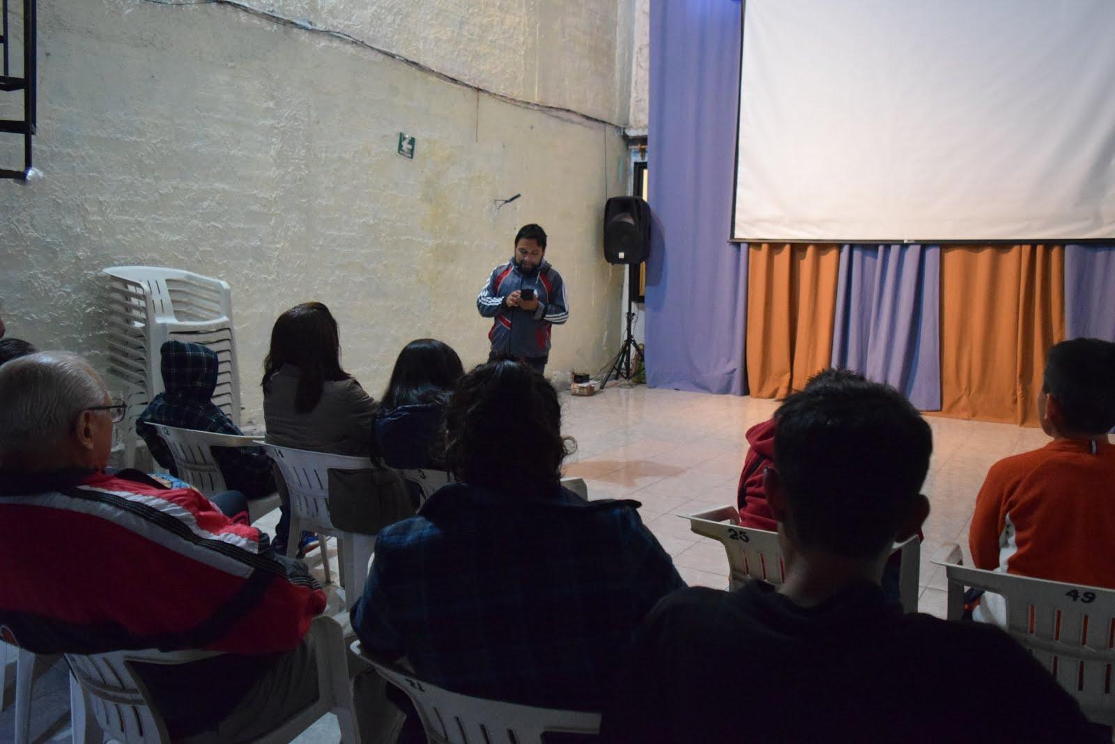 Primer ciclo colectivo de cine mexicano