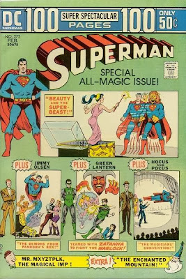 Superman #272, 100 page magic issue