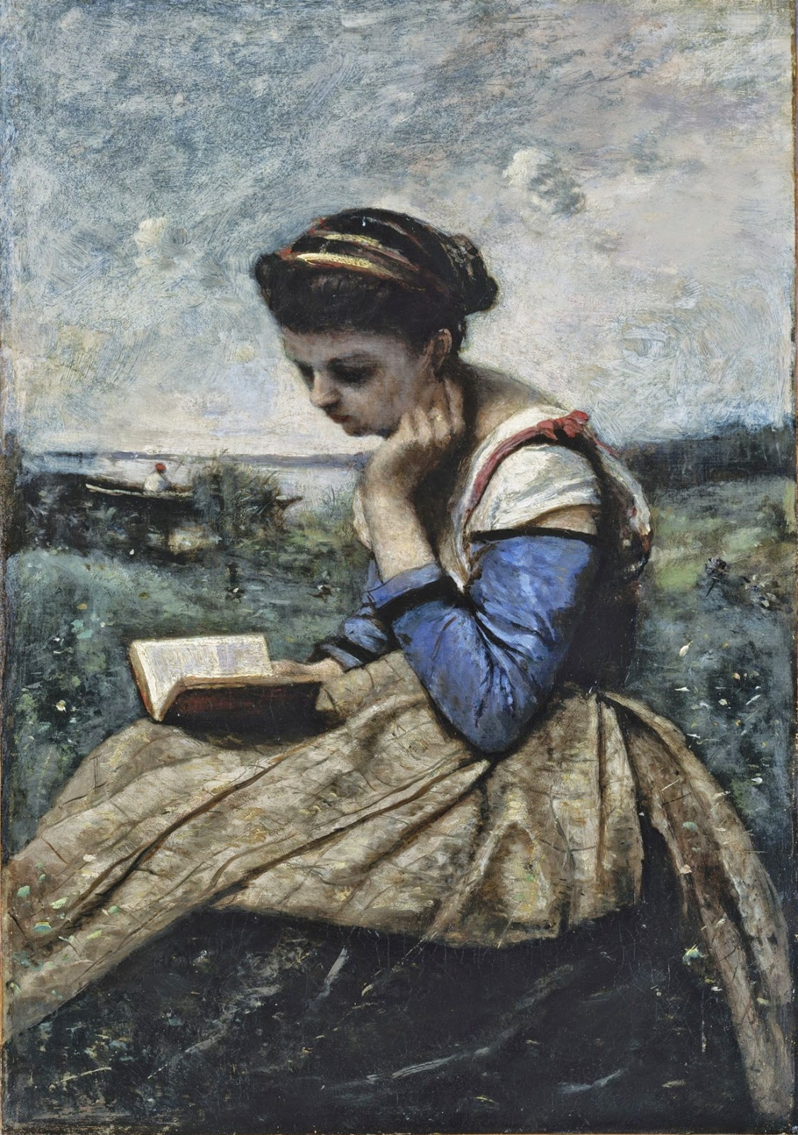Collection of quotes poems and literature sitemap for Camille corot