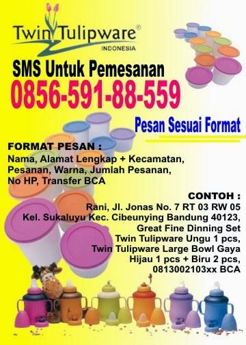 Iklan Produk Twin Tulipware