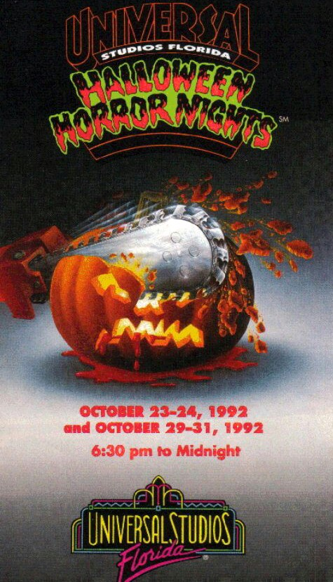 halloween horror nights began as fright nights make link after its published in 1991 in 1992 universal changed the name to halloween horror nights due to