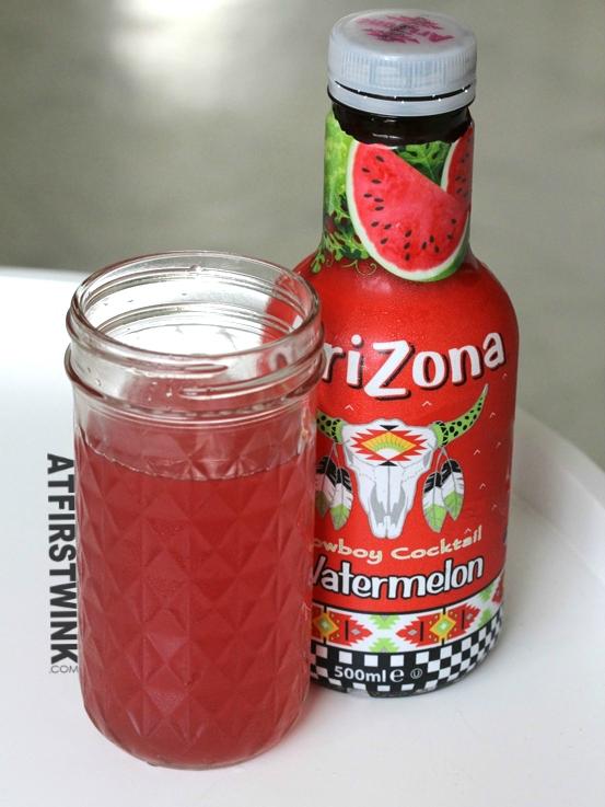 Review: AriZona Cowboy Cocktail Watermelon