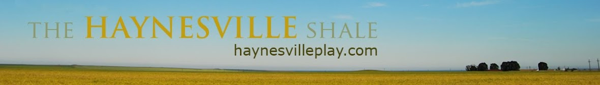 Haynesville Play: The Haynesville Shale Resource
