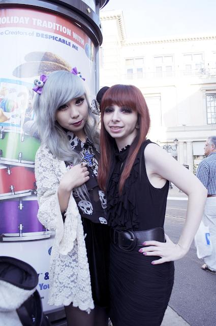 Pastel Goth / Moji ? What's ..? Danessy