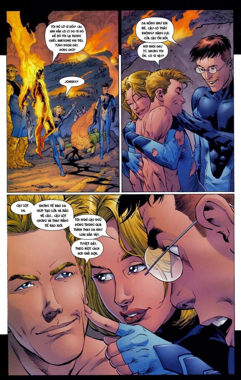 Ultimate Fantastic Four chap 18 - Trang 18