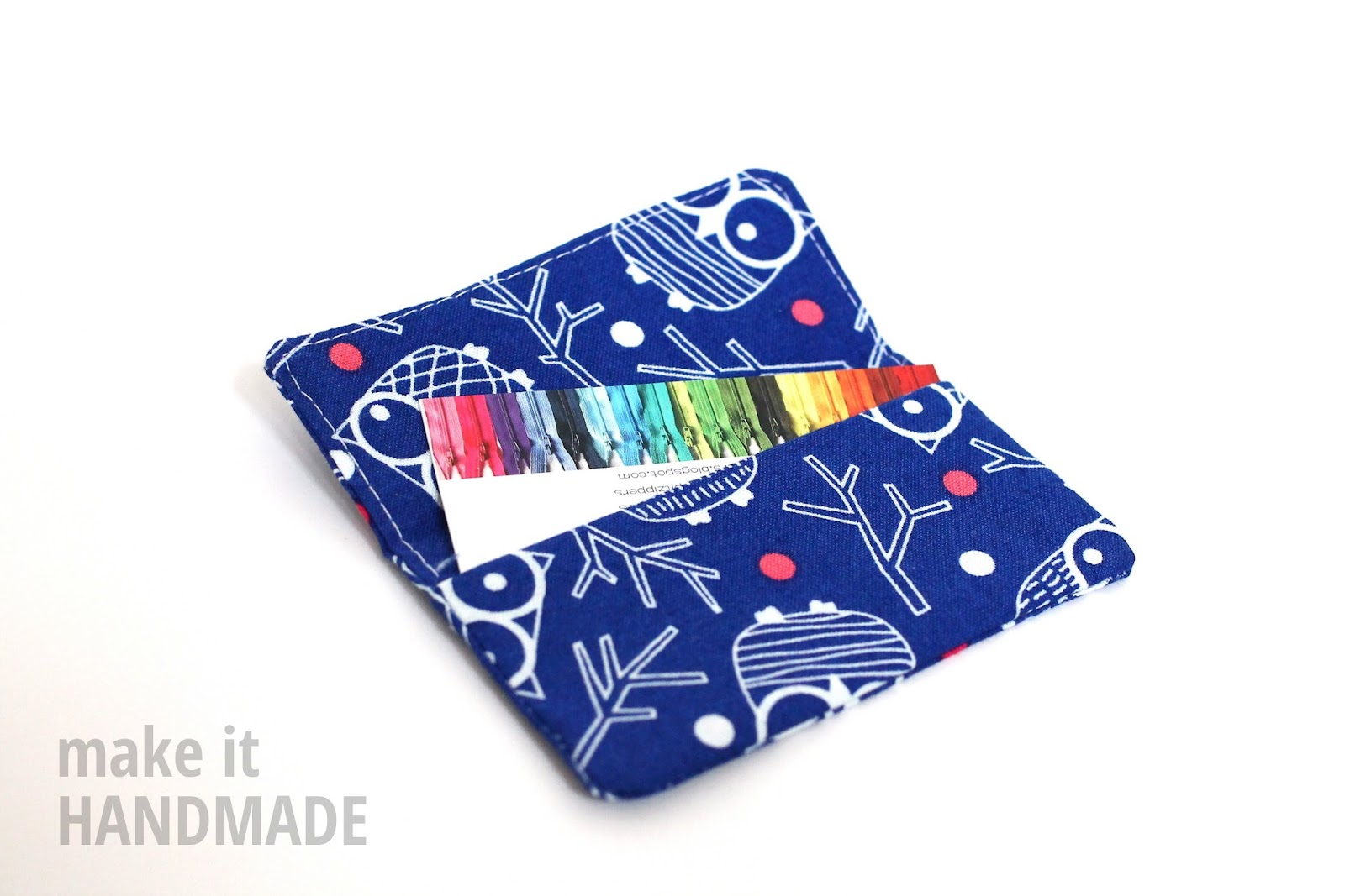 Make It Handmade: Gift Card Holders In 5 Minutes!