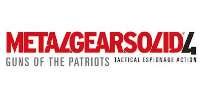 Metal Gear Solid 4 Logo