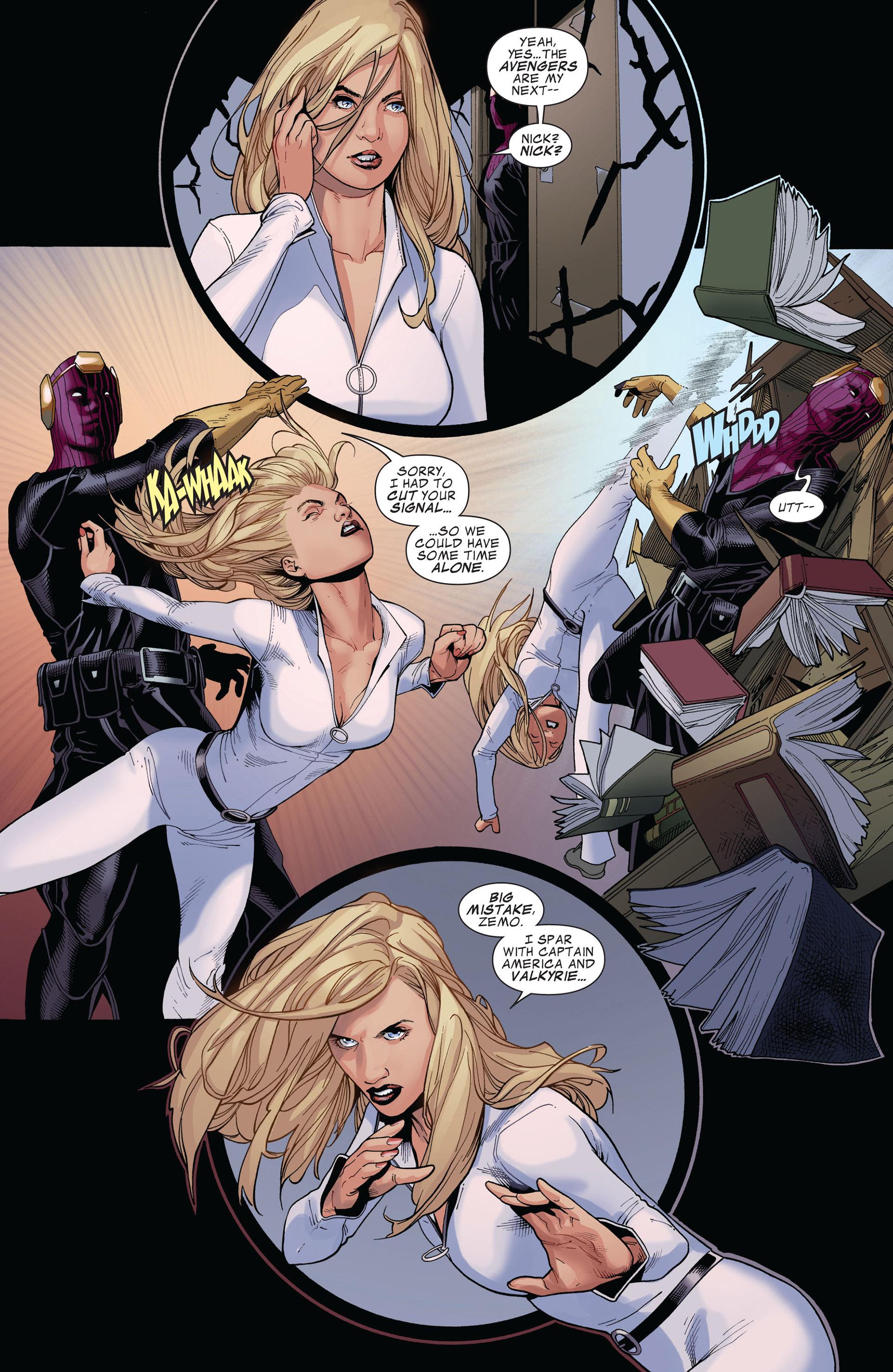 Captain America (2011) Issue #3 #3 - English 10