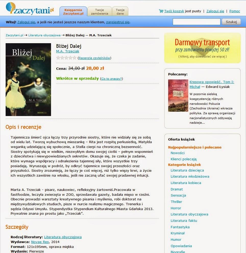 http://zaczytani.pl/ksiazka/blizej_dalej,druk
