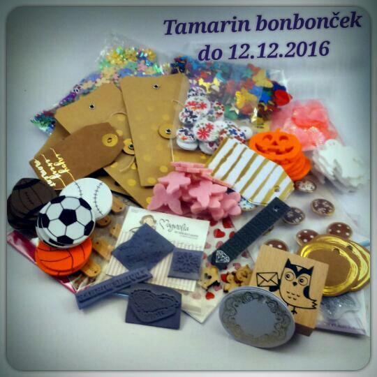 Tamarin bonbonček