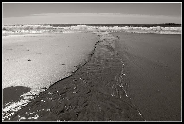 Nova Scotia; Hirtle's Beach; Atlantic Ocean; Surf