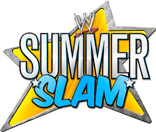 WWE SummerSlam Logo Best Big Four PPV