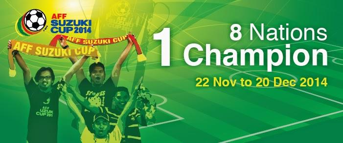 juara piala suzuki AFF Cup 2014